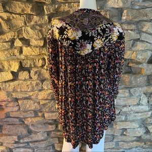 Free People Tops - Free People Multicolored Tunic Size Small